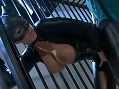 Threesome latex, Latex threesome, Latex stockings, Latex stocking, Latex blowjob, Kitty sex