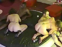 Hidden cam, Swingers, French