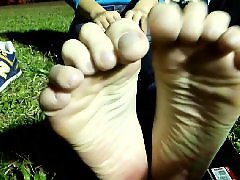 Student amateur, Student, Fetishism, Fetish foot, Foot발, Footing