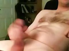 Playing with penis, Playing with cum, Playing with my cum, Play with cum, Before cum, Cum play