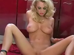Enjoy herself, Dark girl, Anita dark, Anita blonde, Anita blond