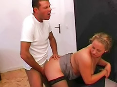 Pussy pounding, Blonde pounded, Blonde dutch