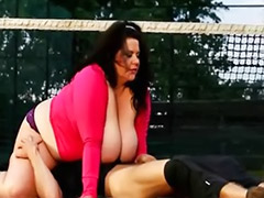 Outdoor femdom, Outdoor bbw, Handjob outdoor, Handjob fat, Handjob facesit, Handjob domination