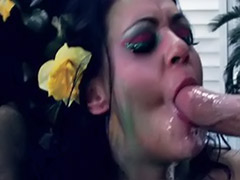Group cum swallowing, Group cum swallow, Allison, Charley chase, Charley, Chased