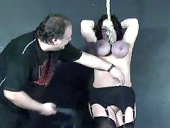 Tits bdsm, Tit tortured, Tit hanging, Tit bdsm, Tortured tits, Tortured bbw