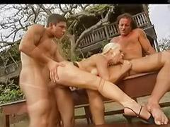 Private threesome, Private masturbation, Private tropical