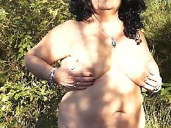Nudist, Mature bbw
