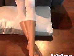Creampie, Leggings