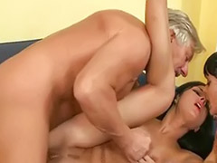 Pantyhose fucking, Threesome pantyhose, Pantyhose threesomes, Pantyhose anal threesome, Pantyhose threesome