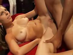 Clube de loira, Festa do sexo