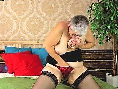 Granny, Mature, Tease