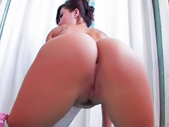 Solo in bathroom, Solo in the bathroom, Masturbating in bathroom, London keys, London keyes masturbation, London