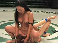 X wrestling, Wrestling لقهم, Wrestling sex, Wrestling lesbian, White lesbians, White lesbian