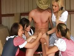 Handjob daughter, Farmers daughter, Daughter handjob, Daughter group, Cfnm group handjob, Farmers