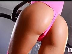 Inşat, In gym, Spandex, Sexy gym, Solo gym, Gym solo