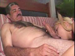 Old man, Anal, Old, Girl