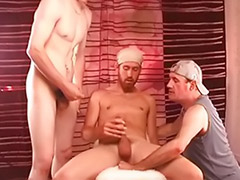 Tony, Swallow gay, Swallow cum gay, Group cum swallowing, Group cum swallow, Gay swallow cum