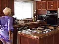 Anal blonde mature, Threesome kitchen, Threesome anal mature, Threesome mature blowjob cum, Threesome mature anal, Penetration mature