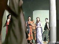 Süt anne, Spartacus, Jessica b, Jessica, Eşanne, Grace c