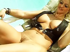 Titfuck outdoor, Perfect milf, Perfect masturbation, Perfect blonde, Perfect blond, Perfect tit
