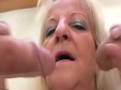 Threesome granny, Threesome grannies, Stockings granny, Hottest sex, Grandma blowjob, Grannies threesome