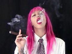 Fumadoras, Fumado