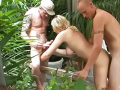 Threesome hard sex, Threesome milf hard, Milf outdoors, Milf outdoor sex, Milf outdoor, Outdoor milf
