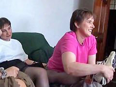 Milfs gouine, Lesbiennes