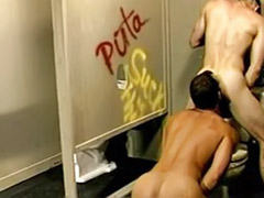 Toilet handjob, Toilet gay sex, Toilet gay cum, Toilet gay, Toilet blowjob, Toilet anal
