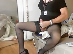 Stockings hard, Stockings and heels, Stocking gay, Solo stocking heel, Solo heels stockings, Heels and stocking