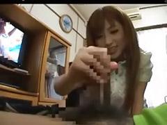 Oriental handjobs, Oriental handjob, Girl home, Asian home, Handjob japanese