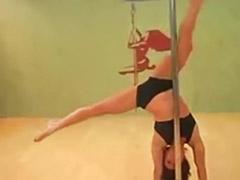 Tits dancing, Tits dance, Poles, Polees, Pole danceاستمناء, Solo pole dance