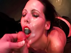 Euro facial, Dirty whore, Dirty facial, Dirty gangbang, Bukkake swap, Gangbang whore