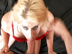 Tranny boots, Shemale boots, Sexy shemale blowjob, Sexy shemale anal, Sexy tranny, Blonde tranny