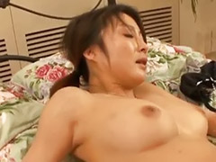 Japanese mature babe, Horny japanese mature babes sucking