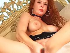 Pretty solo, Striptease solo pussy