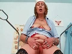 Redhead granny, Pussy granny, Hairy granny, Uniform pussy, Tits nurse, Redheads hairy