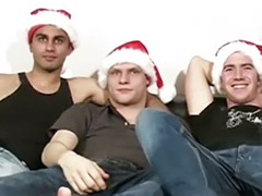 Threesomes gay, Threesome gay, Sex scene masturbating, Gay threesome, Christmas, Behind the scenes