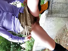 Peeing outdoor, Pee outdoor, Outdoor peeing, Friend girls, Girls friend, Girl pee outdoor