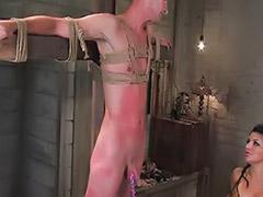 Toy slave, Strap-on femdom, Strap on slave, Strap on couple, Slave femdom, Slave bondage