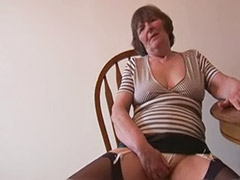 W mini, P skirt, Skirting, Skirt solo, Sexy hairy, Solo granny