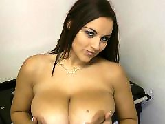 Bbw, Chubby, British, Big boobs