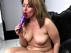 Mature mom, Mature dildo, Mom