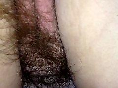 Hairy, Ass
