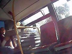 Public, Bus, Upskirt