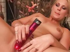 Sexy masturbation dildo