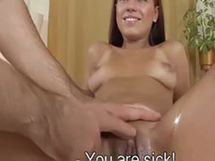 Toy in pussy