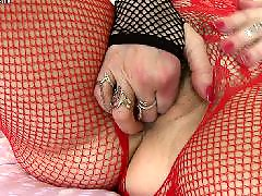 Hairy stockings, Work, Working, Pussy stockings, Pussy granny, Stockings granny