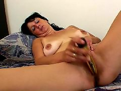 Mature, Granny, Old, Milf