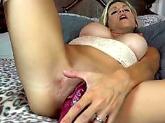 Mom, Mom anal, Anal toy